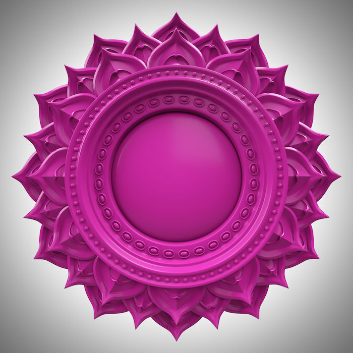 Blocked Crown Chakra