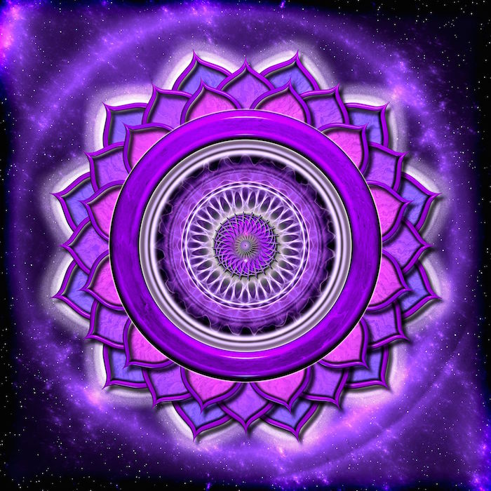 Know Your Crown Chakra And How To Tap Into Its Power