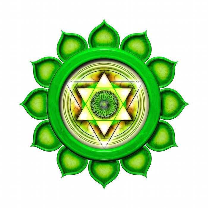 Heart Chakra Symbol