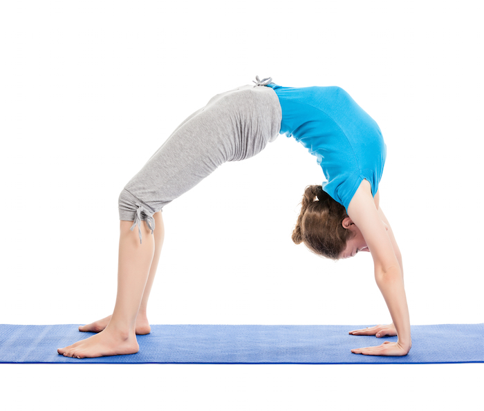 Heart Chakra Yoga Poses
