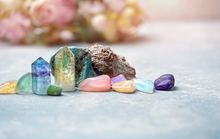How To Use Chakra Stones