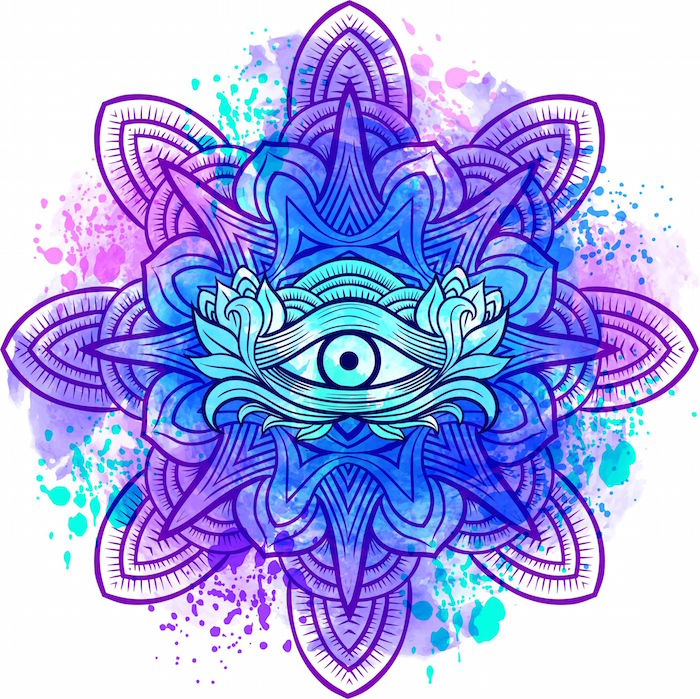 5 Signs You Have An Overactive Third Eye Chakra And What