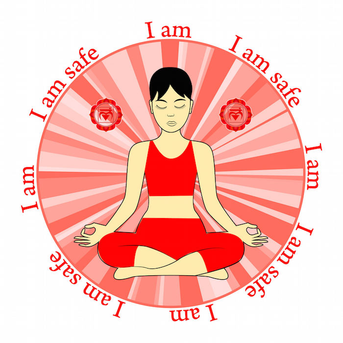 Root Chakra Healing in 6 Simple Steps