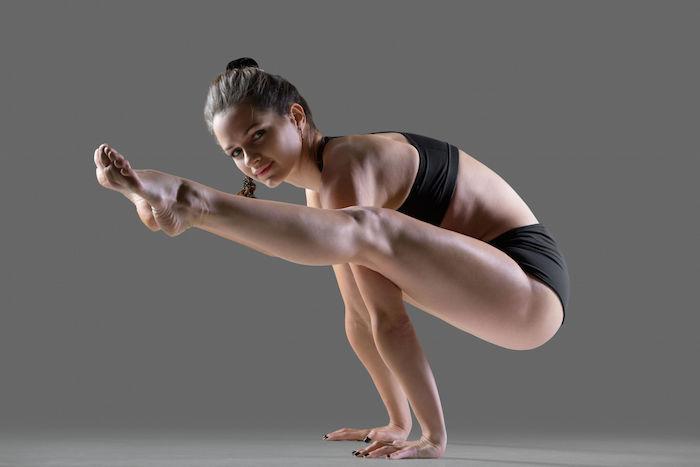Solar Plexus Yoga Pose