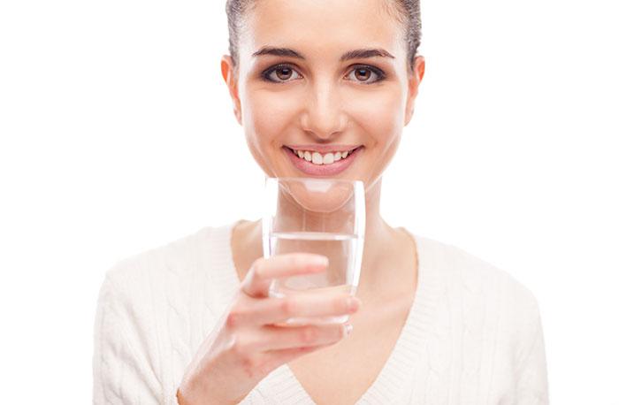 Second Chakra Healing Water